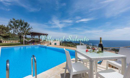 Villa con piscina in Salento